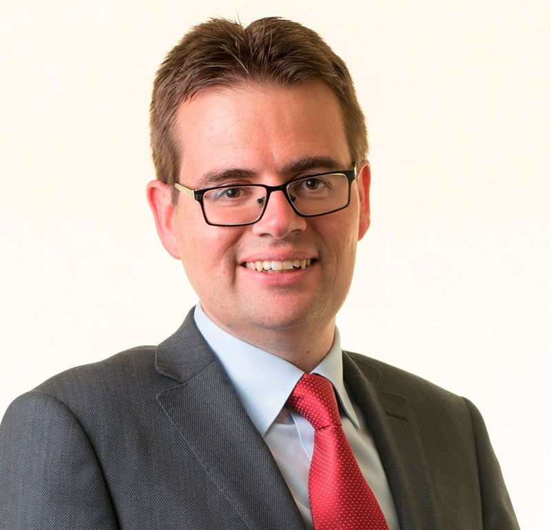The Leader of the Council, Councillor Huw David