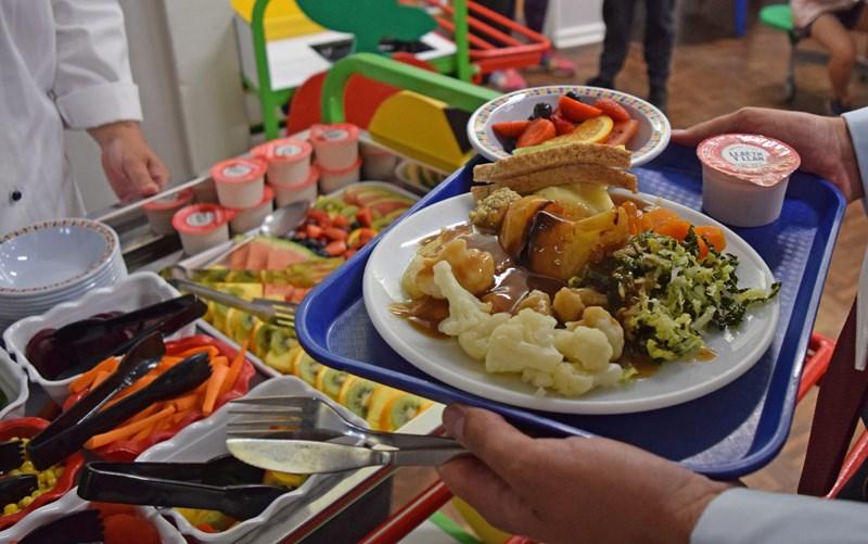 School meals - Bridgend CBC